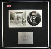 OASIS - CD Single  Award - WONDERWALL
